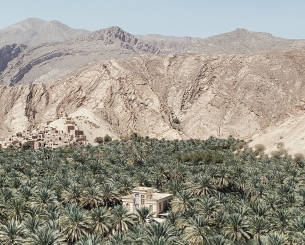 Birkat Al-Mouz - The Banana Pool of Oman