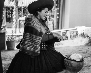 Women of Chinchero, Peru - Sacred Valley